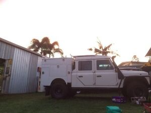 Landrover 130 service body Manly West Brisbane South East Preview