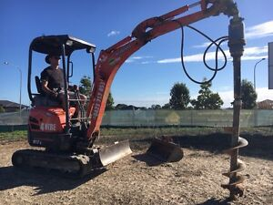 Excavator & Dingo 4 HIRE St Marys Penrith Area Preview