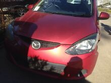 Mazda 2 parts wrecking 2 door Genki Seven Hills Blacktown Area Preview