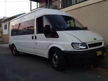 2004 Ford Transit with dual sliding doors The Junction Newcastle Area Preview
