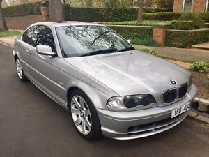 BMW 325ci E46 South Yarra Stonnington Area Preview