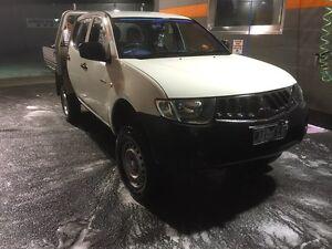 Mitsubishi Triton Kalorama Yarra Ranges Preview