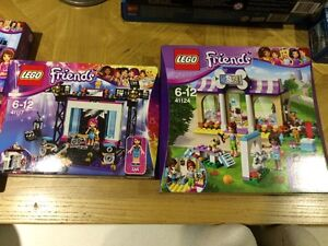 Brand new Lego 41300,41116,41117,41311,41127,41124 Friends Ryde Ryde Area Preview
