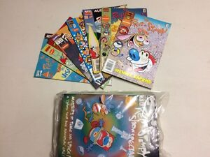 Ren & Stimpy comics collection Dee Why Manly Area Preview