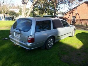 Ford Falcon Wagon (excellent for backpacker/camping) North Melbourne Melbourne City Preview