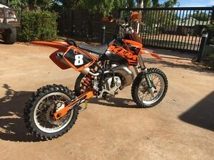 Ktm 50 Broome Broome City Preview