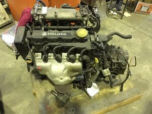 Holden combo XC barina engine and gearbox. Ingleburn Campbelltown Area Preview