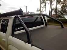 VW Amarok Sports Bar - Black Broadmeadow Newcastle Area Preview