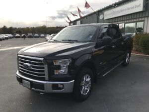 2015 Ford F-150 XLT 4X4/ECOBOOST/KEYLESS/ALLOYS/CREWCAB