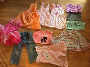Size 3, 11 items bundle include Disney nighty & Disney princess dress South Guildford Swan Area Preview
