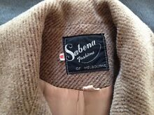Vintage Women's 3/4 Coat 90% Wool 10% Mohair Drouin Baw Baw Area Preview