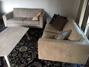 Moving Sale - king furniture lounge, book shelf, bedsides &IKEA Brighton-le-sands Rockdale Area Preview