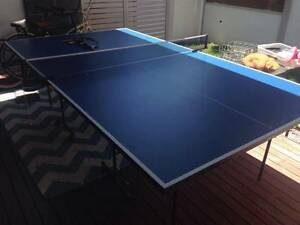 TABLE TENNIS PING PONG TABLE Coombabah Gold Coast North Preview
