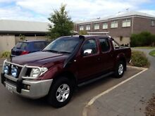 2006 Nissan navara D40 Seaford Morphett Vale Area Preview