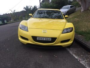 Mazda rx8 great condition Frenchs Forest Warringah Area Preview