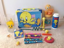 90s Warner Bros Looney Tunes Tweety Bird Items Sebastopol Ballarat City Preview