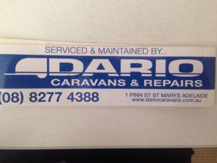 Caravan St Marys Mitcham Area Preview