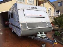2005 Dreamhaven Liberty caravan (11 months rego) Roxburgh Park Hume Area Preview