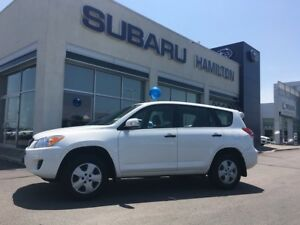 2011 Toyota RAV4 IMMACULATE | WINER TIRES & RIMS