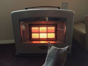 Supa heat LPG bottle gas heater Lisarow Gosford Area Preview