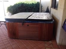 Outdoor jadan spa Willetton Canning Area Preview