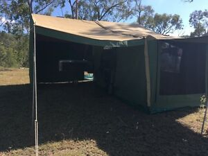 Customline deluxe off road camper trailer Wandal Rockhampton City Preview