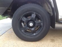 Hilux Tyres & alloy Rims Grovedale Geelong City Preview