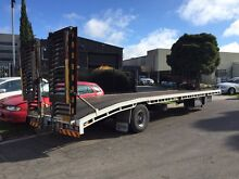 CAR CARRIER TRAILER / HEAVY MACHINERY TRAILER FOR SALE Doncaster Manningham Area Preview