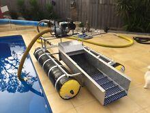 """Sluice gold dredge 1.8mt long 3"""" suction hose Hallam Casey Area Preview"""