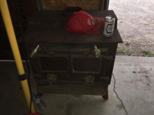 Wood Stove - trade for Propane Stove