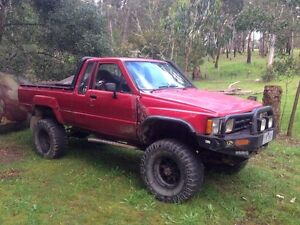 V8 HILUX. Engineered, Locked & Lifted Traralgon Latrobe Valley Preview