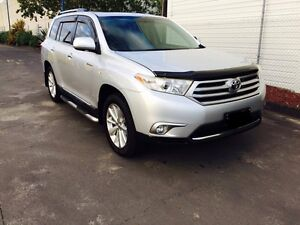 2012 Toyota Kluger Grande AWD 7 Seater Endeavour Hills Casey Area Preview