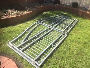 Galvanised Driveway Gate Epping Whittlesea Area Preview