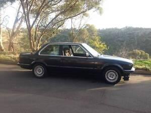 BMW E30 323i - Manual - Rare Recaros - Sunroof - Pop outs South Brighton Holdfast Bay Preview