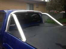 Alloy Holden Colorado rollbar and canvas Panorama Mitcham Area Preview
