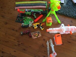 Nerf guns Belmont Lake Macquarie Area Preview