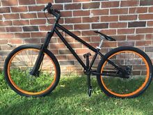 GT ruckus dirt / jump disk brake bike Canterbury Canterbury Area Preview