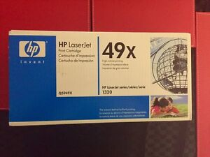 HP LASER JET 49X NEW UNOPENED Innaloo Stirling Area Preview