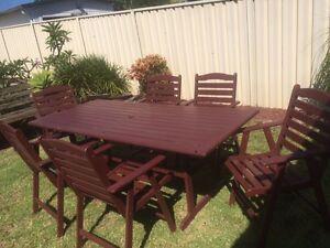 Outdoor Setting Dapto Wollongong Area Preview