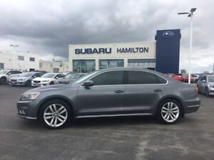 2017 Volkswagen Passat 1.8 TSI Highline FULLY LOADED | ACCIDE...