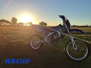 2007 Yamaha WR450F Endeavour Hills Casey Area Preview