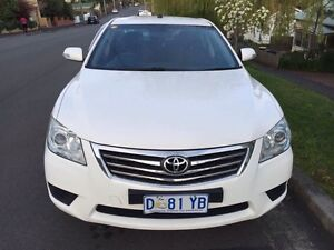 2009 Toyota Aurion-Automatic Sandy Bay Hobart City Preview