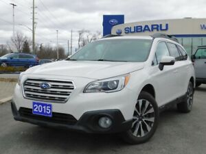 2015 Subaru Outback 2.5i Limited Package 2.5i w/Limited & Tec...