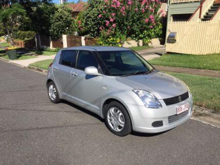 Suzuki Swift 2006 Auchenflower Brisbane North West Preview