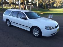 2003 Ford Falcon BA wagon 05/17 reg 216kms $2750ono North Sydney North Sydney Area Preview