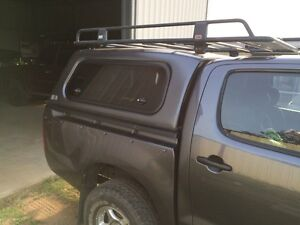 Swap hilux tub for tray Churchill Ipswich City Preview