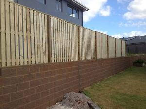 Fencing and retaining walls East Brisbane Brisbane South East Preview