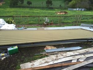 Corrugated iron sheets Drysdale Outer Geelong Preview