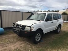02 turbo diesel Pajero Ipswich Ipswich City Preview