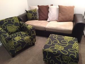 THREE SEATER LOUNGE,CHAIR & CHAISE Glenelg Holdfast Bay Preview